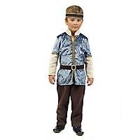 Thronfolger Mittelalter Kostüm für Kinder