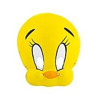 Tweety Kindermaske aus Kunststoff