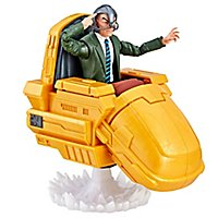 X-Men - Actionfigur Marvel Legends Professor X im Hover Chair