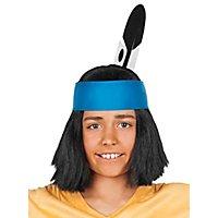 Yakari Stirnband für Kinder
