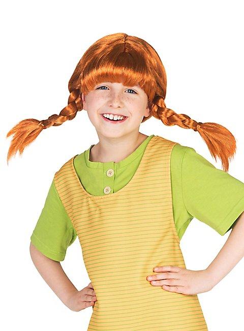 Pippi Langstrumpf Kinderperücke 1