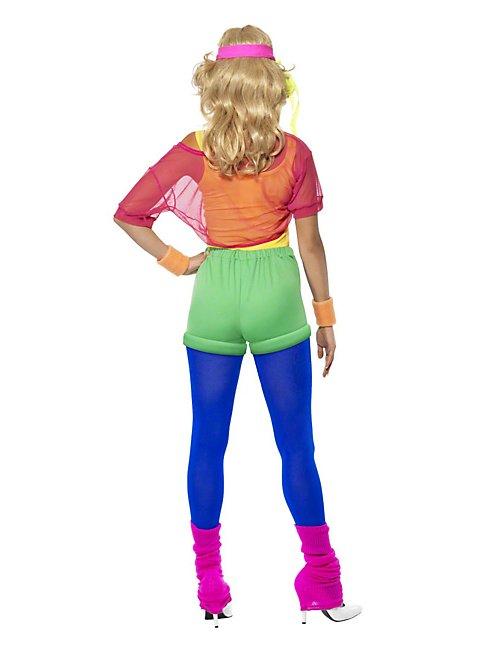80er Aerobic Star Kostüm