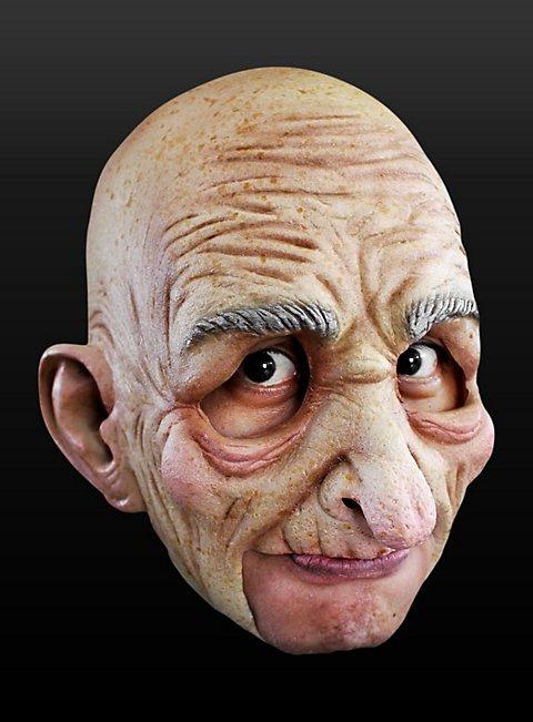 Alter mann ohne zähne