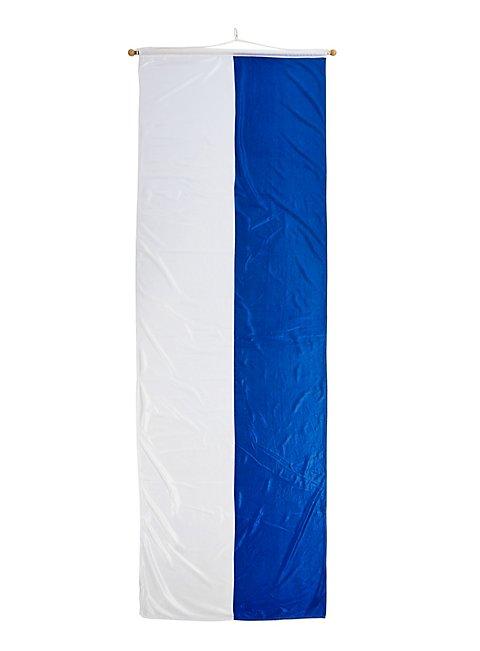 Bayerisches banner wei blau gro for Bayerische dekoartikel