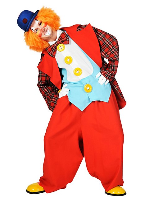 Benno the Clown Costume