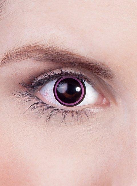 Besessener Kontaktlinsen