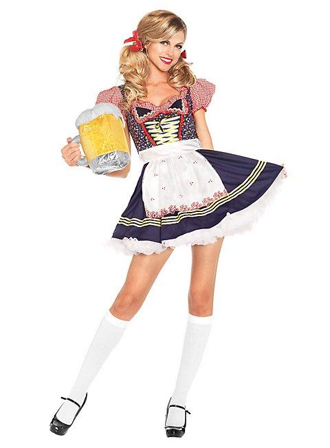 Biergarten Beauty Kostüm