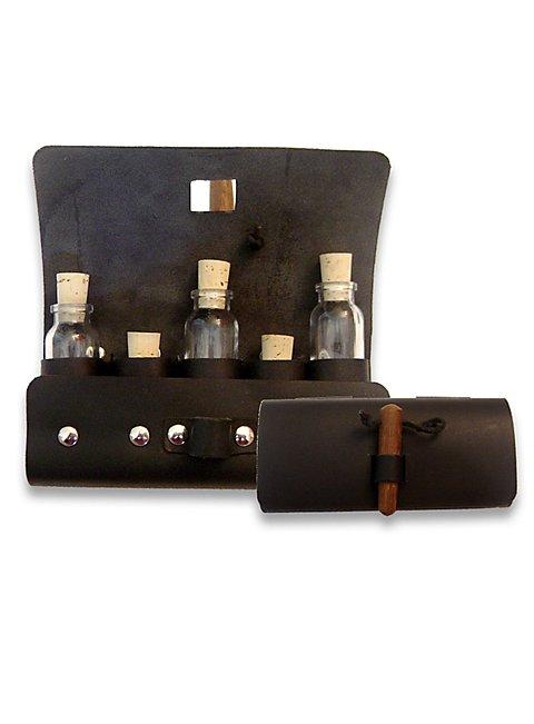 Big Potion Bag black - 5 Pockets