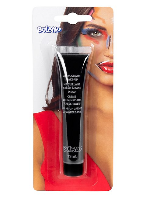 Black Cream Make-Up