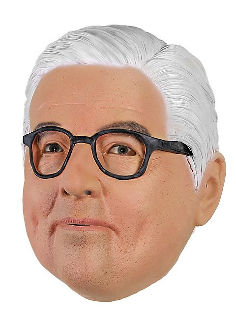 Steinmeier Maske