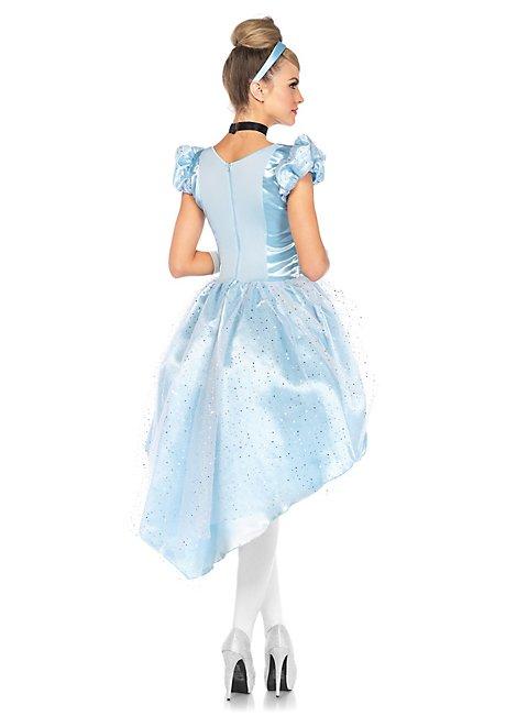 Cinderella Vokuhila Kleid