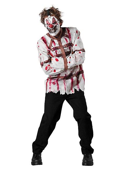 Circus Psycho Clown Kostüm