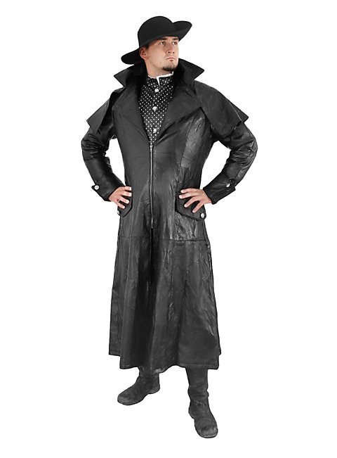 Coachman Coat Costume