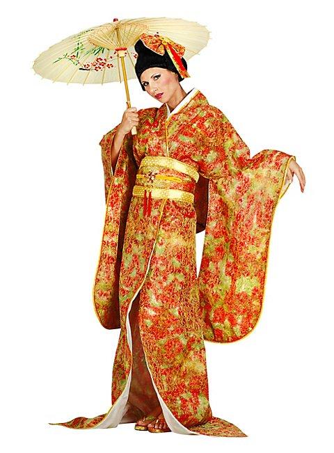 Courtesan Costume