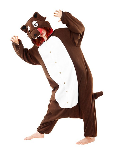 CozySuit Big Bad Wolf Kigurumi Costume