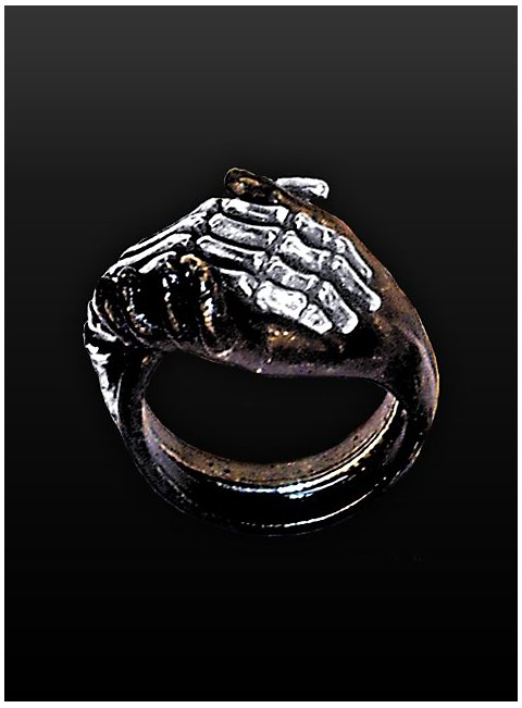 Deadly Hand Ring