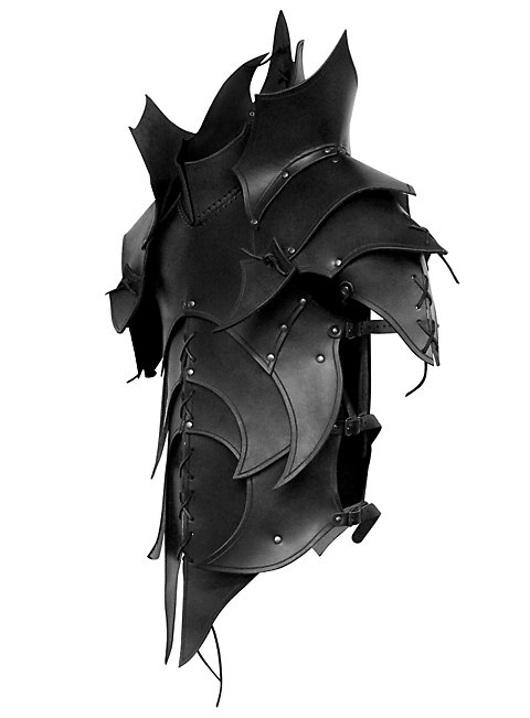 Demon Leather Armor black