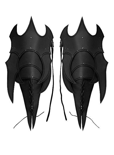 Demon Tassets black