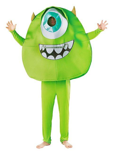 Monster Uni Kostum.Die Monster Uni Mike Glotzkowski Kostum Maskworld Com
