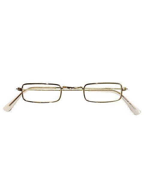 Fake Brille Gold Maskworld Com
