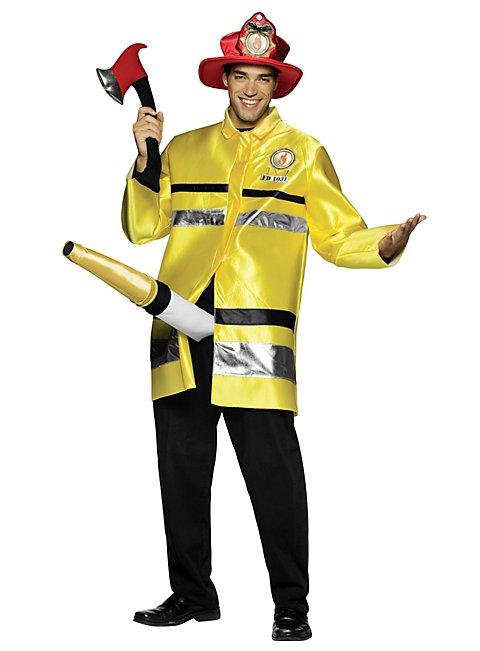 Sexy Feuerwehrmann Kostm fr Fasching Horror-Shopcom