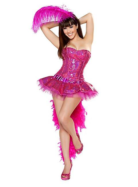 Flamingo Lady Kostüm