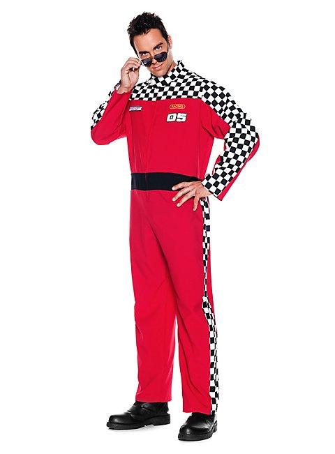 Formel 1 Pilot Kostüm