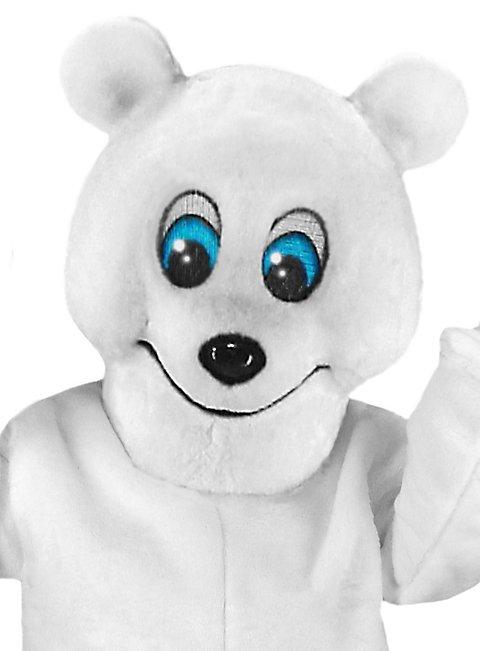 Frosty der Eisbär Maskottchen