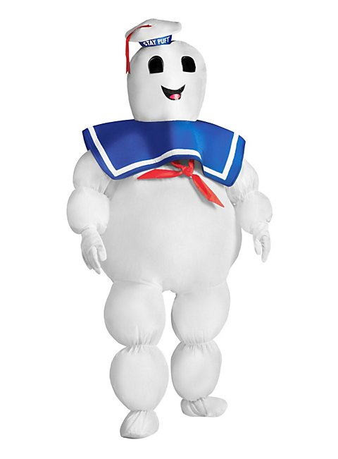 ghostbusters marshmallow man kinderkost m. Black Bedroom Furniture Sets. Home Design Ideas