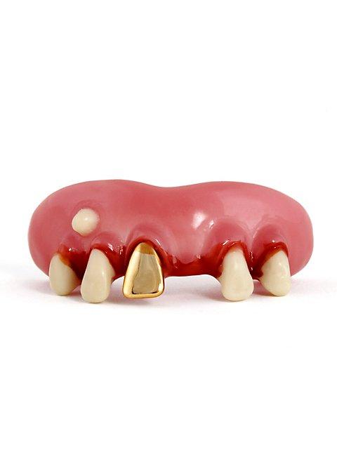 Gold Miner Zähne