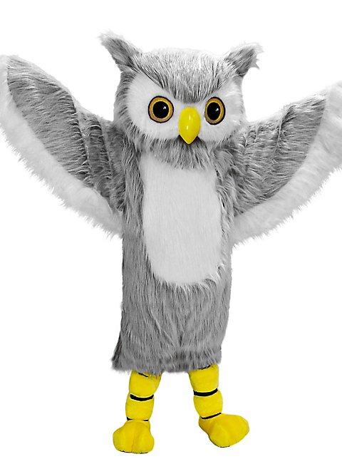 Grey Owl Mascot
