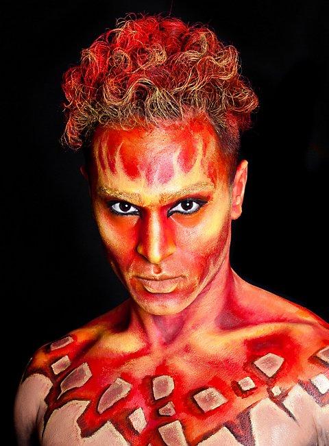 Haarspray Rot