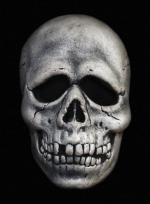 halloween iii totenkopf maske aus latex. Black Bedroom Furniture Sets. Home Design Ideas