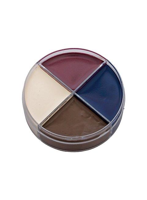 Leiche Creme Make-up Schminkdose