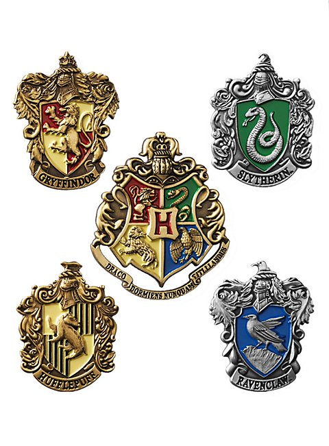 Harry potter anstecknadel set hogwarts hauswappen - Gryffindor crest high resolution ...