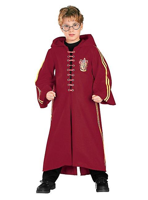 Harry Potter Quidditch Gewand Kinderkostüm