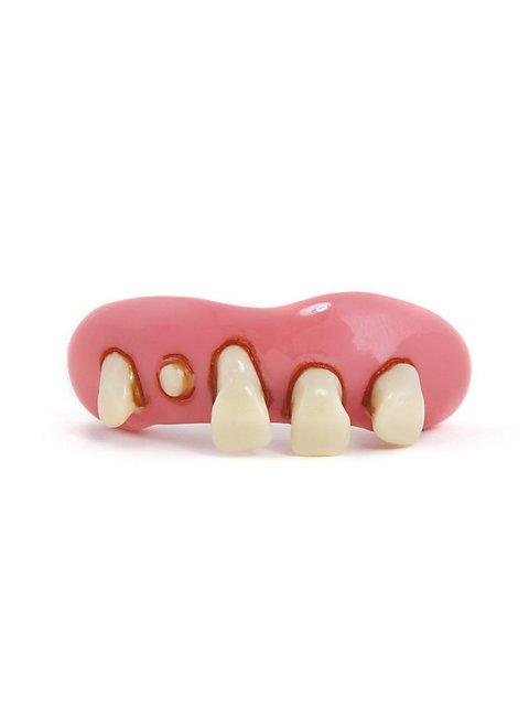 Hausmeister Zähne