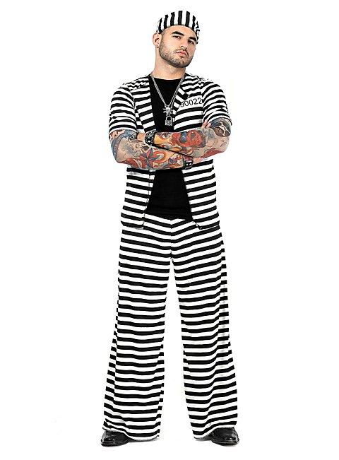 Jailbird Costume