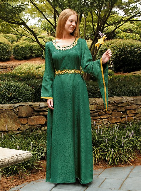 Kleid Edelfrau