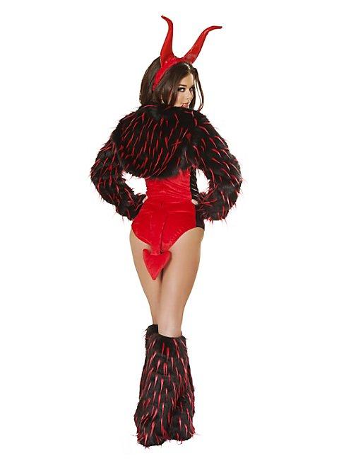 Kleiner Kuschelteufel Premium Edition Kostüm
