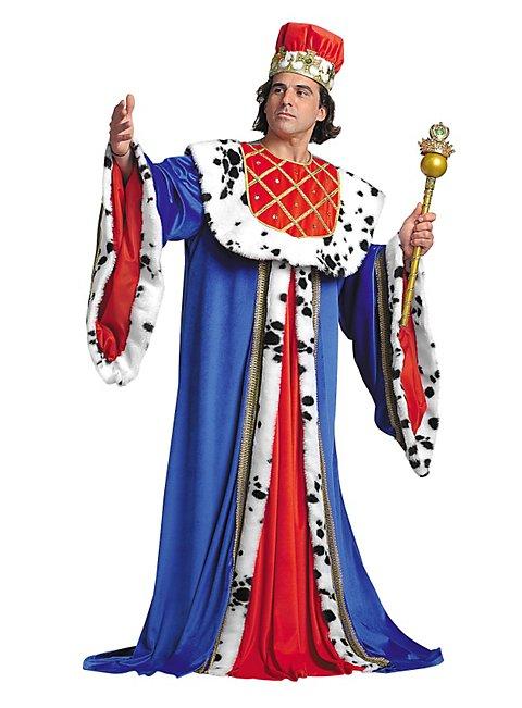 Königs Kostüm