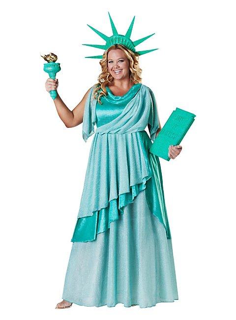 Lady Liberty Costume Maskworld Com