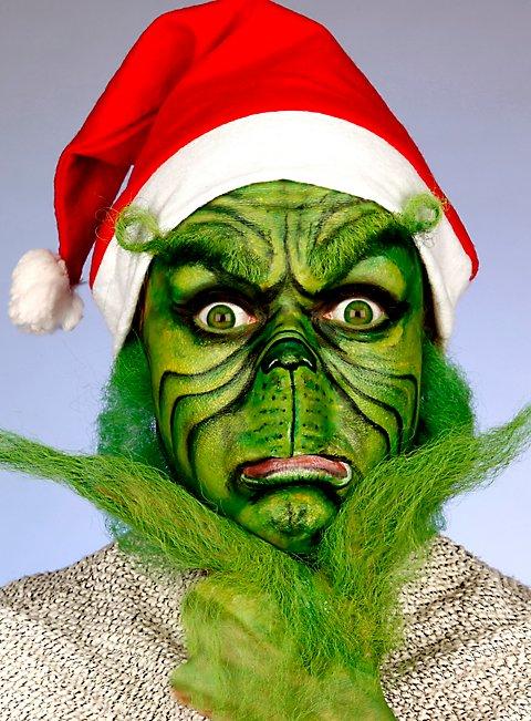 Make-up Set the Grinch