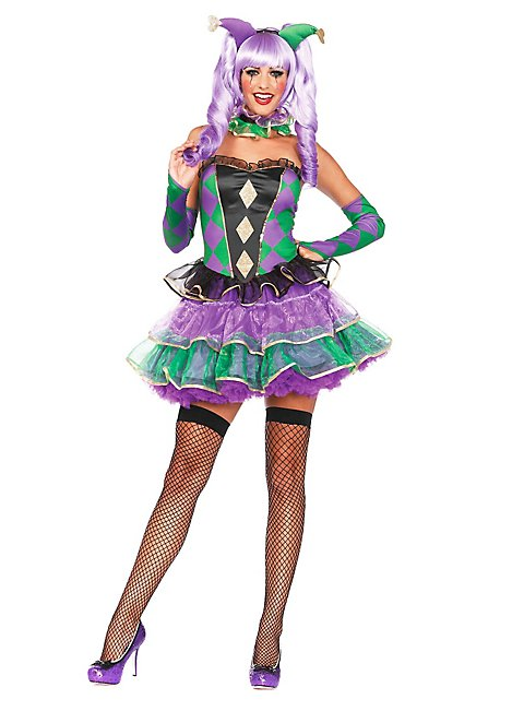 Mardi Gras Kostüm