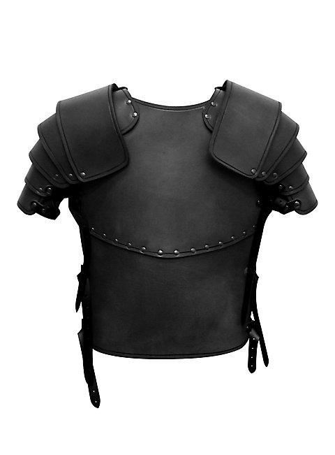 Mercenary Leather Armor black