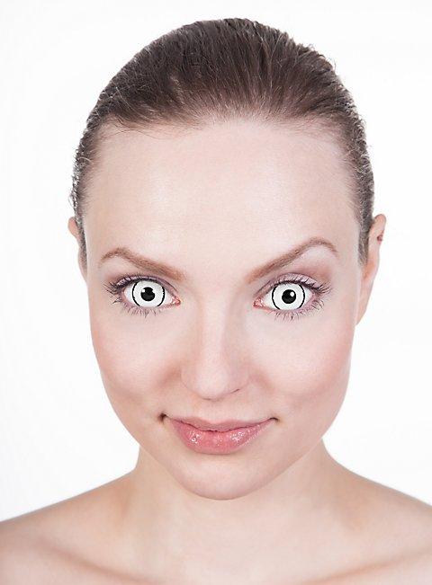 Halloween Cat Eye Contacts