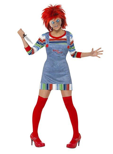 Miss Chucky die Mörderpuppe Kostüm