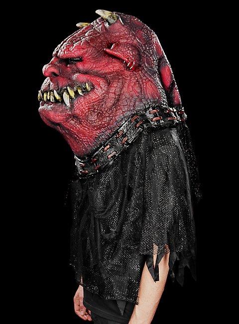 Oger Maske aus Latex