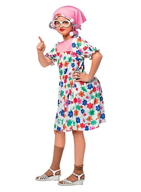 Old Lady Kids Costume