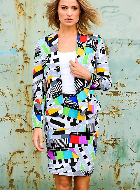 OppoSuits Miss Testival Damen Anzug